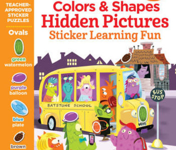 Highlights Colors & Shapes Hidden Pictures