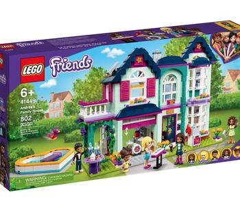 LEGO® Andrea's Family House