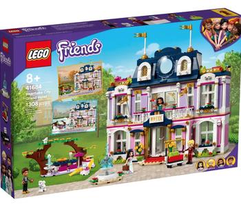LEGO® Heartlake City Grand Hotel V39