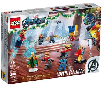LEGO® The Avengers Advent calendar