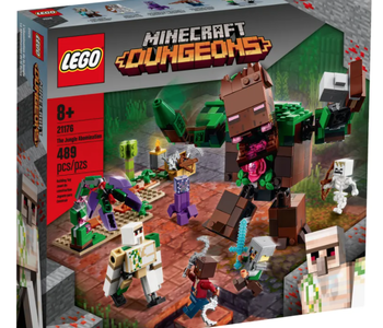 LEGO® Minecraft™ The Jungle Abomination