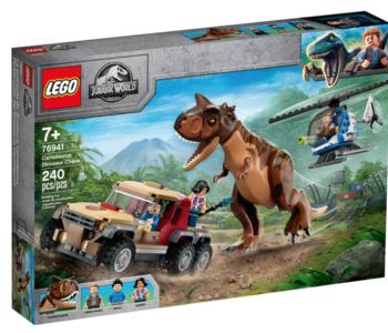LEGO® Carnotaurus Dinosaur Chase