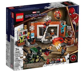 LEGO® Spider-Man at the Sanctum Workshop