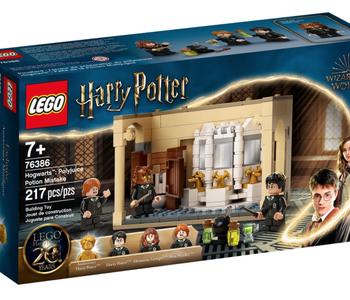 LEGO® Hogwarts Polyjuice Potion Mistake-Harry Potter