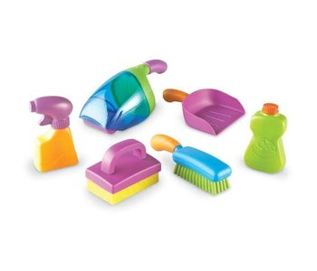 New Sprouts Clean It! My Very Own Cleaning Set
