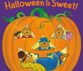 The Berenstain Bears Halloween Is Sweet!