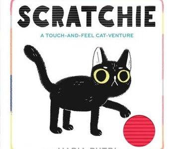 Scratchie Touch & Feel Cat Venture