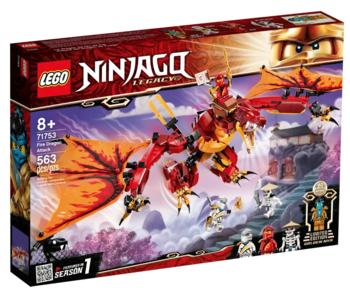 LEGO® Fire Dragon Attack-Ninjago