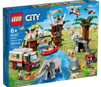 LEGO® Wildlife Rescue Camp