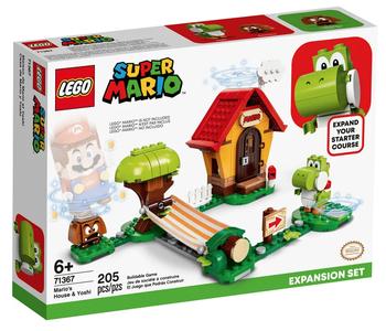 LEGO® Mario's House & Yoshi Expansion