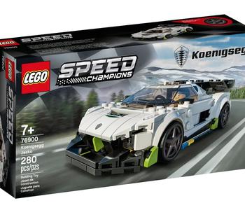 LEGO® Koenigsegg Jesko