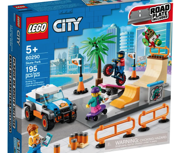 LEGO® Skate Park