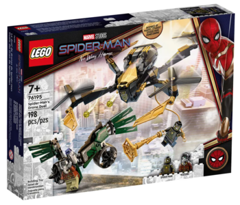 LEGO® Spider-Man's Drone Duel