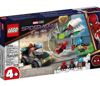 LEGO® Spider-Man vs Mysterio's Drone Attack