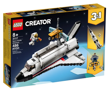 LEGO® Space Shuttle Adventure