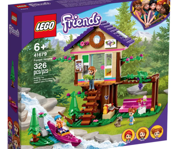 LEGO® Forest House