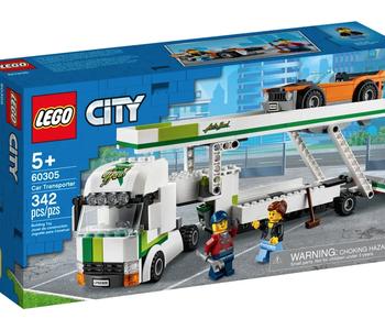 LEGO® Car Transporter