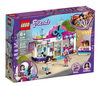 LEGO®  HeartLake City Hair Salon