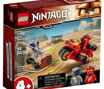 LEGO® Kai's Blade Cycle
