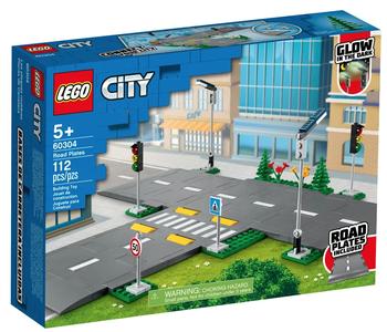 LEGO® Road Plates
