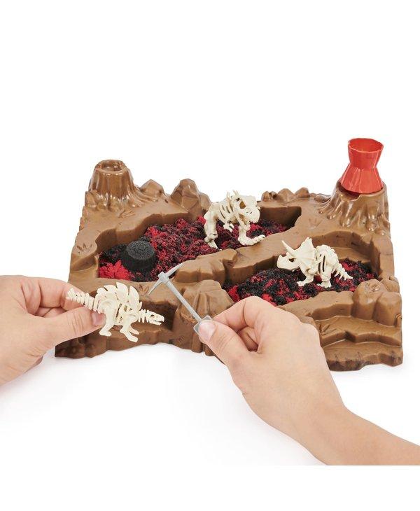 Kinetic Sand - Digging For Dinos - Natural