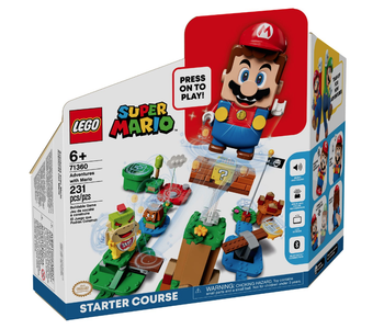 LEGO® Super Mario™ Adventures with Mario Starter Course