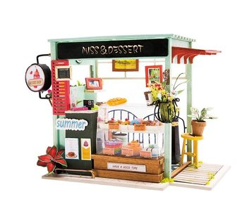 DIY House - Ice Cream Station