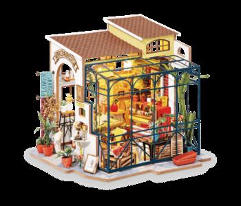DIY House - Emily's Flower Shop
