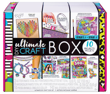 ultimate DIY Craft BOX