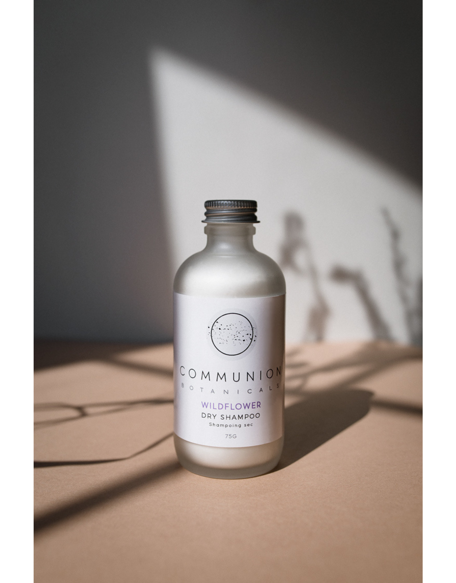 Communion Botanicals Wildflower Dry Shampoo