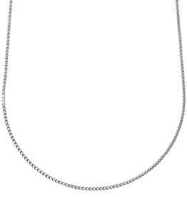 Pilgrim Necklace Nancy 45cm Silver  Pilgrim