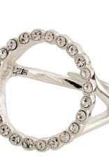 Pilgrim Ring Malin Silver Pilgrim