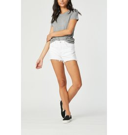 Mavi Mavi Rosie White Denim Shorts