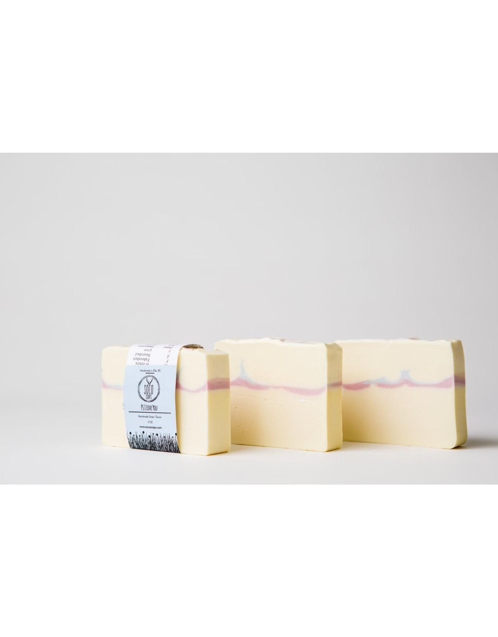 Soco Soco Soap Bar