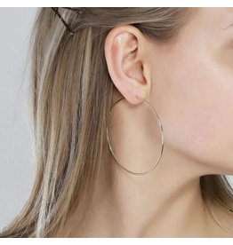 Pilgrim Earrings Sanne Gold Pilgrim