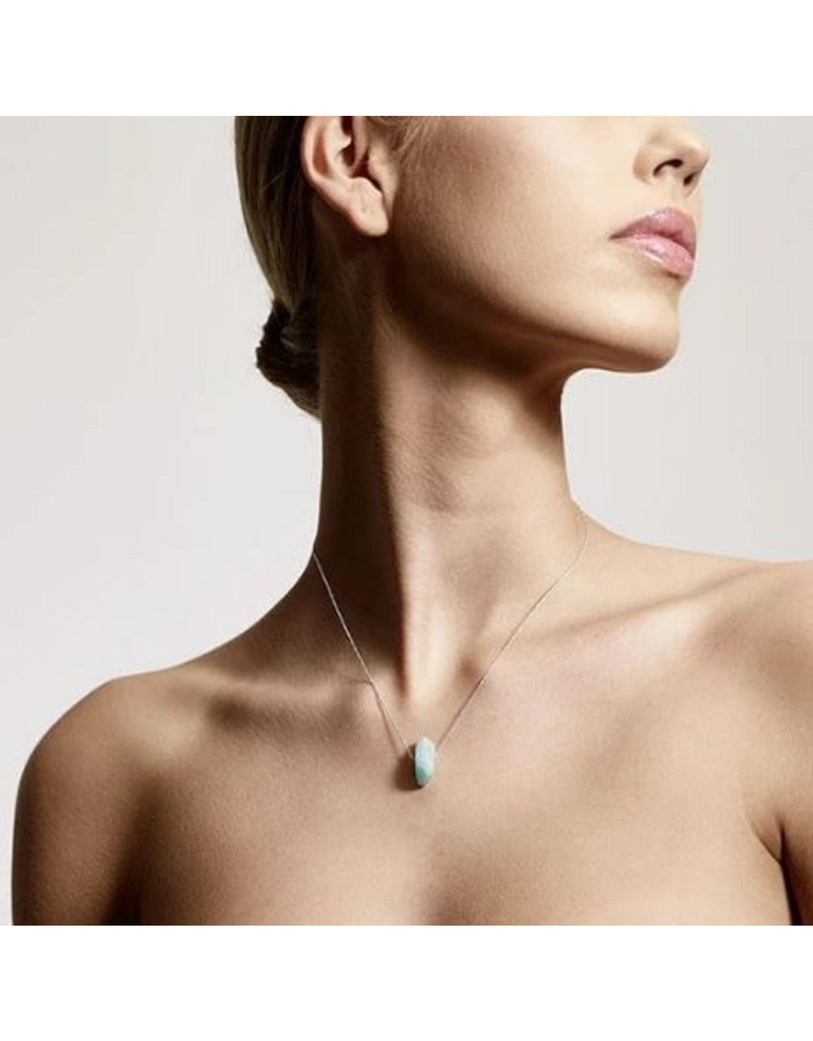 Pilgrim Pilgrim -  Throat Chakra Amazonite Necklace