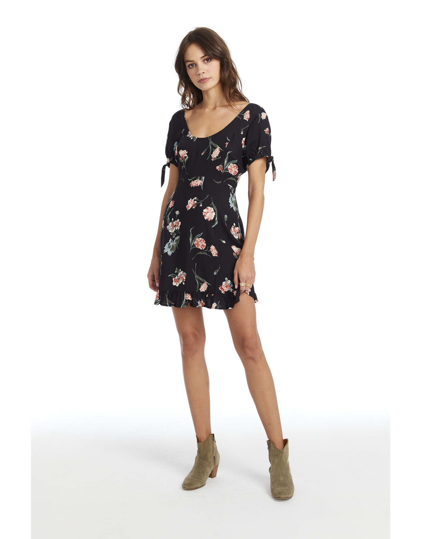 Saltwater Luxe Saltwater Luxe - Floral Mini Dress