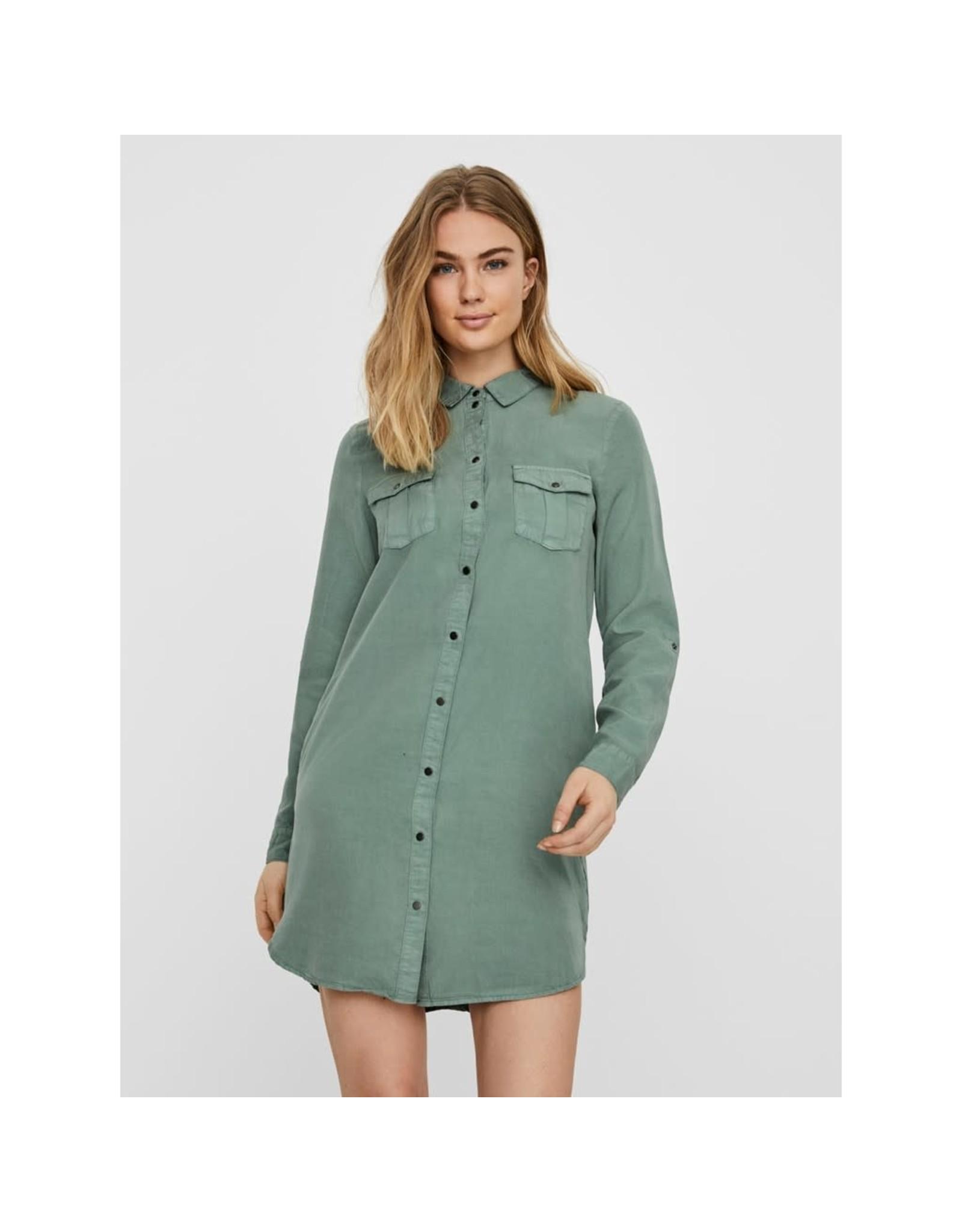 Vero Moda Vero Moda - Silla Shirt Dress