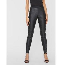 Vero Moda Faux Leather Leggings