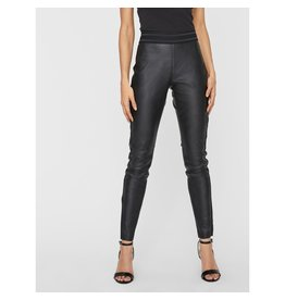 Vero Moda Vero Moda - Faux Leather Leggings