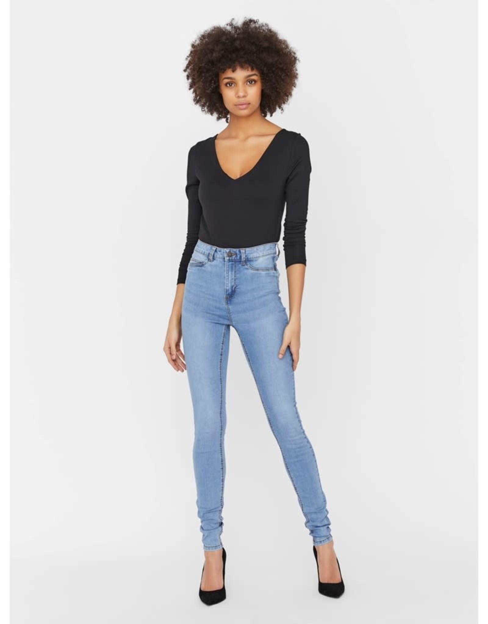 Noisy May Callie Skinny Jeans