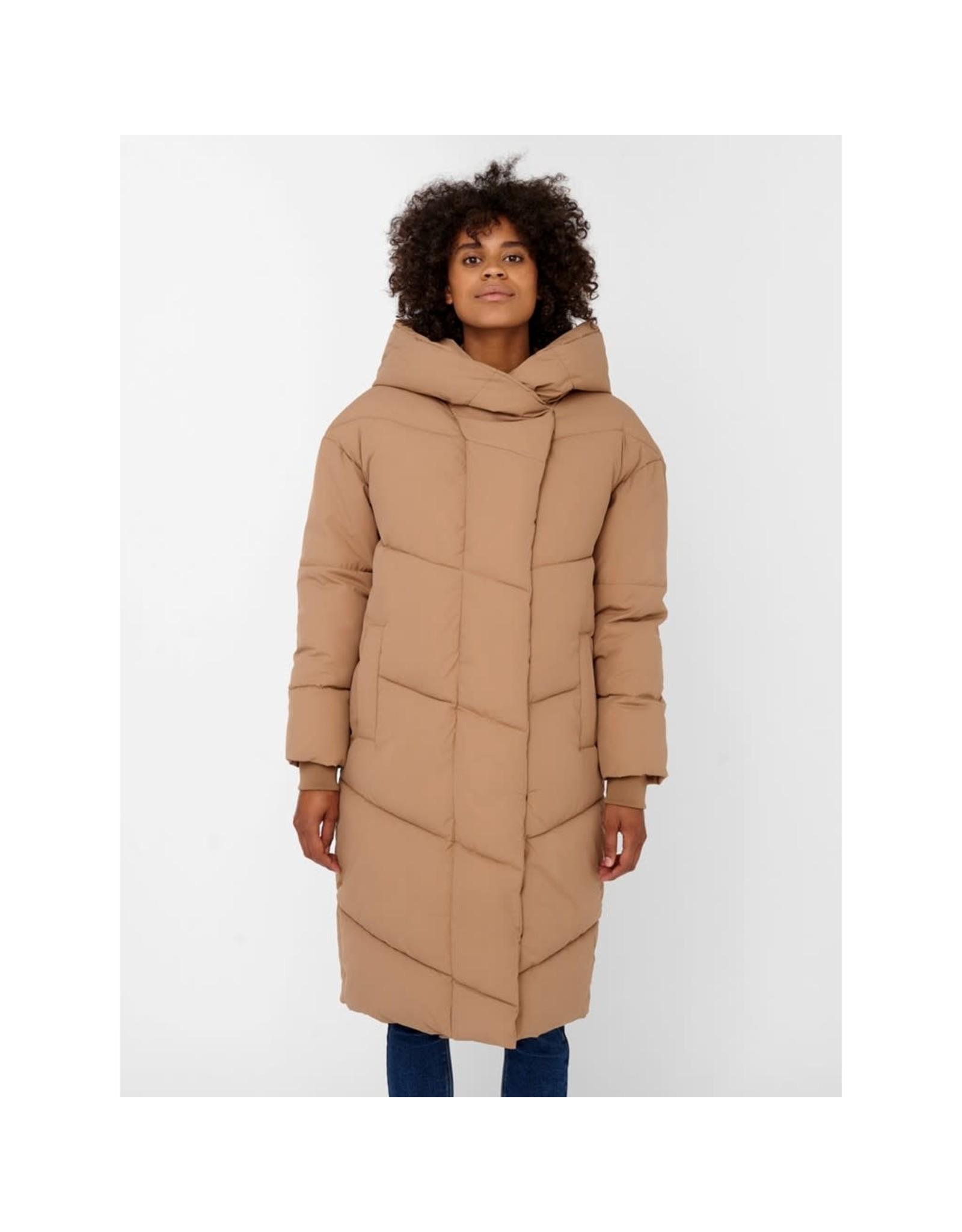 Noisy May Tally Long Puffer Coat