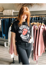 Clean Lines Rolling Stones US Tour 78 Tee