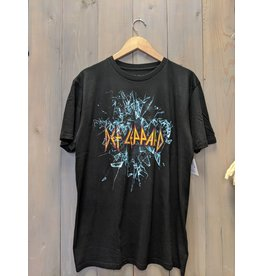 Clean Lines Def Leppard Glass Tee