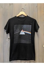 Clean Lines Pink Floyd Dark Side Album Tee