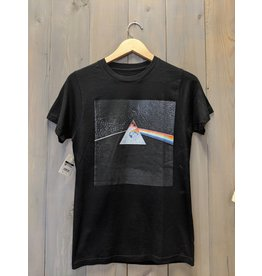 Clean Lines Pink Floyd Dark Side Album Tee