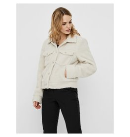 Vero Moda Bette Short Teddy Jacket