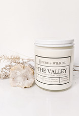 Pure and Wild Candle