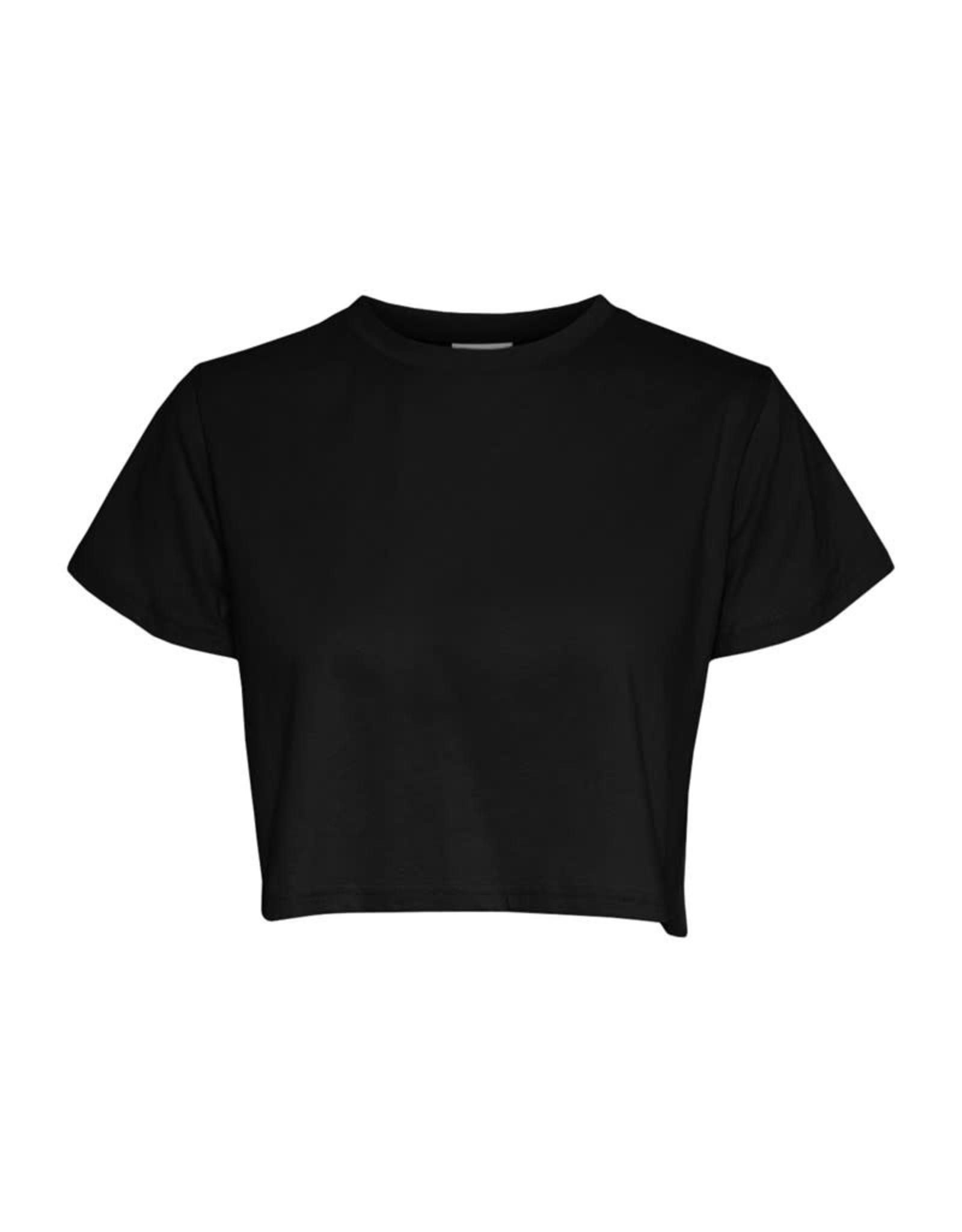 Noisy May Fran Cropped T-shirt