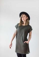 Ellison Emma  Leopard T-Shirt  Dress